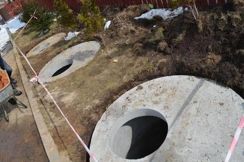 Как сделать бетонные кольца на канализацию 411